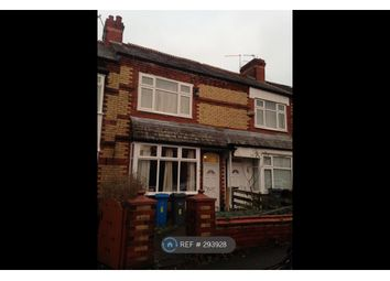 Thumbnail 3 bed terraced house to rent in Cheltenham Road, Manchester