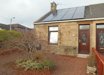 Thumbnail 1 bed semi-detached house for sale in Muir Street, Larkhall