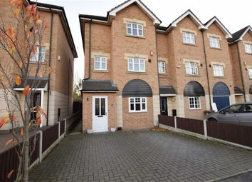 Thumbnail 5 bedroom end terrace house for sale in Hawkins Drive, Chafford Hundred, Essex