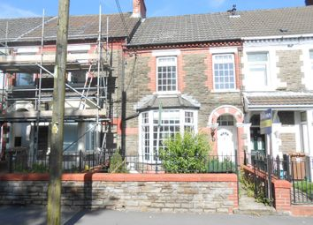 Thumbnail 3 bed terraced house for sale in 5 Park View, Llanbradach, Caerphilly