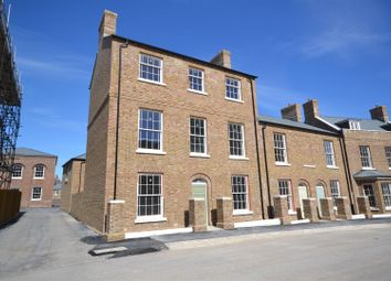 Thumbnail 4 bed end terrace house for sale in Vickery Court, Poundbury, Dorchester