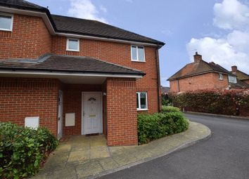 Thumbnail 2 bed flat for sale in Elliott Court, Roebuck Estate, Binfield, Bracknell