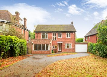 Thumbnail 4 bed detached house to rent in Trapps Lane, New Malden