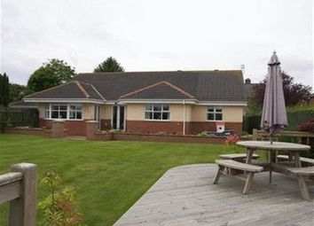 Thumbnail 5 bed bungalow for sale in Lawn Court, Green Lane, Ashington