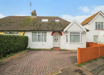 Thumbnail 3 bed semi-detached house for sale in West End Way, Lancing