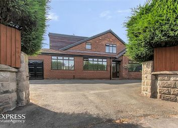 Thumbnail 4 bed detached house for sale in Prescot Road, Ormskirk, Lancashire