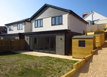 Thumbnail 3 bedroom detached house for sale in Lime Close, Southampton