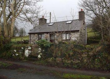 Thumbnail 1 bed detached house for sale in Clynnogfawr, Caernarfon, Gwynedd