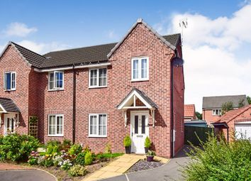 Thumbnail 3 bed semi-detached house for sale in Campion Close, Wingerworth, Chesterfield