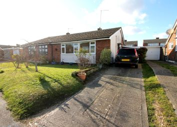 Thumbnail 2 bed semi-detached bungalow for sale in Eleanor Close, Tiptree, Colchester