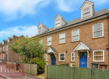 Thumbnail 3 bed terraced house for sale in St. Pauls Place, Hatfield Road, St.Albans