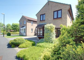 Thumbnail 3 bed link-detached house for sale in Grantley Drive, Killinghall, Harrogate