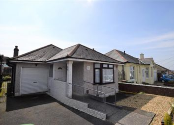 Thumbnail 2 bed detached bungalow for sale in Old Woodlands Road, Plymouth, Devon