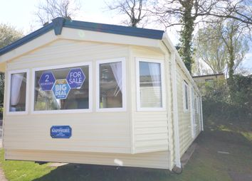 Thumbnail 2 bedroom mobile/park home for sale in Week Ln, Devon