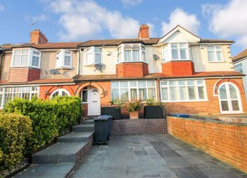 Thumbnail 3 bed terraced house for sale in Wadham Gardens, Greenford