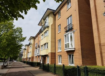 Thumbnail 2 bed flat to rent in Messina House, Vellacott Close, Cardiff