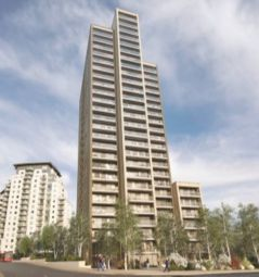 Thumbnail 2 bedroom flat for sale in Canary Wharf, London