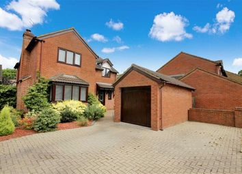Thumbnail 4 bed detached house for sale in Cleves Close, Grange Park, Wiltshire