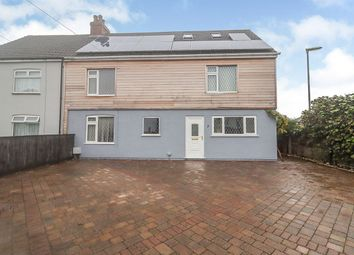 Thumbnail 5 bed semi-detached house for sale in Yarborough Road, Keelby, Grimsby