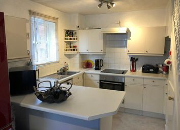 Thumbnail 1 bed terraced house to rent in Meadow View, Hithermoor Road, Staines