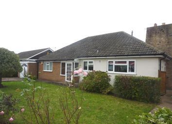 Thumbnail 3 bed detached bungalow for sale in Mowbray Road, Northallerton