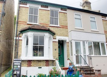 Thumbnail 3 bed end terrace house for sale in Tanfield Road, Croydon