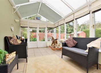Thumbnail 3 bed end terrace house for sale in The Fairway, Leatherhead, Surrey