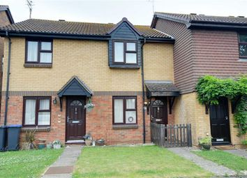 Thumbnail 2 bed terraced house for sale in Pilgrims Walk, Tarring, West Sussex