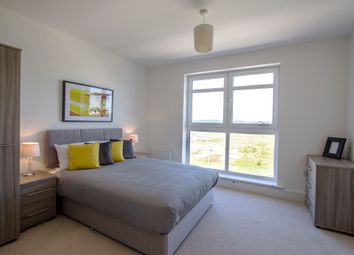 Thumbnail 2 bedroom flat for sale in Plot N1, Wallace House, Carter's Quay, Poole, Dorset