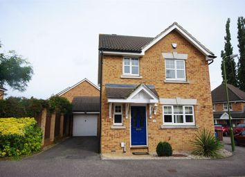 Thumbnail 3 bed detached house to rent in Wilson Close, Bishops Stortford, Herts