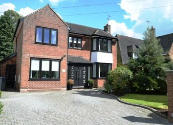 Thumbnail 3 bed detached house to rent in Dartmouth Avenue, Westlands, Newcastle-Under-Lyme