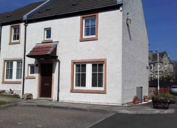 Thumbnail 3 bed end terrace house for sale in Craigflower View, Torryburn, Fife