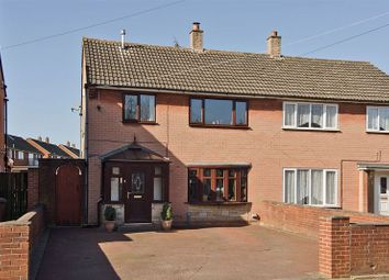 Thumbnail 3 bed semi-detached house for sale in Rose Drive, Clayhanger, Walsall