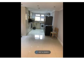Thumbnail 4 bed flat to rent in Napier Road, Wembley