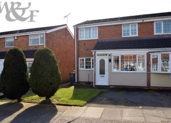 Thumbnail 3 bed semi-detached house for sale in Goodison Gardens, Erdington, Birmingham