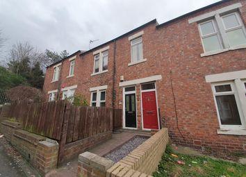Thumbnail 2 bedroom flat to rent in Denwick Avenue, Lemington, Newcastle Upon Tyne