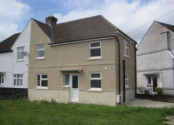 Thumbnail 3 bed semi-detached house to rent in Croesffyrdd, Ystradgynlais, Swansea.