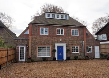 Thumbnail 5 bed link-detached house for sale in Alma Lane, Farnham