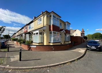 Thumbnail 3 bed end terrace house for sale in York Road, Handsworth, Birmingham