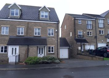 Thumbnail 3 bed semi-detached house for sale in Highfield Chase, Dewsbury, West Yorkshire
