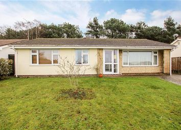 Thumbnail 3 bed bungalow for sale in Hillside Drive, Christchurch