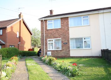 Thumbnail 3 bedroom semi-detached house for sale in Main Road, Lower Somersham, Ipswich, Suffolk