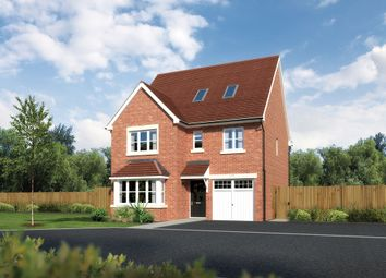 Thumbnail 5 bed detached house for sale in Sherbourne Avenue, Chester