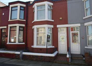 Thumbnail 3 bed terraced house to rent in Sidney Road, Bootle