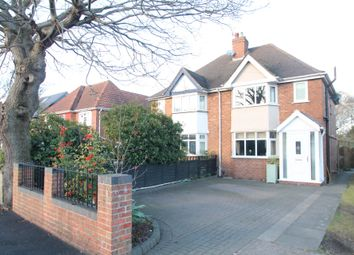 Thumbnail 3 bedroom semi-detached house for sale in Brook Lane, Solihull