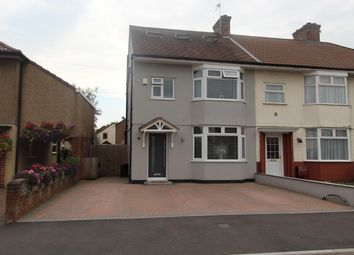 Thumbnail 4 bed end terrace house for sale in Whitecross Avenue, Whitchurch, Bristol