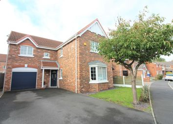 Thumbnail 4 bed detached house for sale in Bearwood Way, Thornton