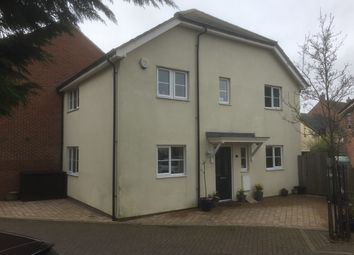 Thumbnail 4 bedroom link-detached house for sale in Lydbrook Lane, Woburn Sands