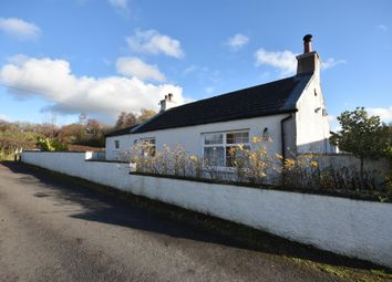 Thumbnail 2 bed cottage for sale in Woodgill Cottage, Woodhall Road, Braidwood, Carluke