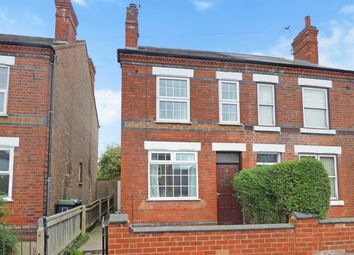 Thumbnail 2 bed semi-detached house to rent in Abbey Road, Beeston, Nottingham